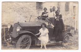 """AUTOMOBILE  """" SPA """" - CAR - FOTO ORIGINALE ANNO 1928 - Automobili"""