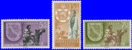 Sahara Espagnol 1956. ~ 117 à 19* - Journée Timbre - Sonstige - Afrika
