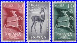 Sahara Espagnol 1961. ~ 176 à 78* - Pour Enfance Indigène - Sonstige - Afrika