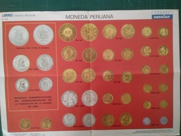 PEROU  -  Perú  -  Moneda Peruana  -  Tesoro Escolar - Peru