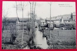 CPA-AUMALE-SEINE MARITIME-76-LES BORDS DE LA BRESLE-EDIT LIBRAIRIE VVE JACQUES - Aumale