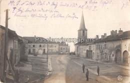 CARTE PHOTO BOURDONNAY 1916 - Autres Communes
