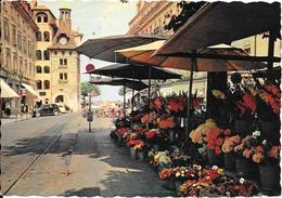 GENEVE - La Place Et La Tour Du Molard - GE Genève