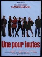 Une Pour Toutes - Film De Claude Lelouch - Jean-Pierre Marielle - Anne Parillaud - Samy Naceri . - Action, Aventure