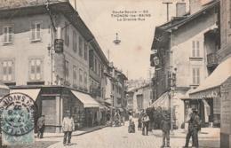 *** 74 ***  THONON LES BAINS  La Grande Rue Belle Animation TTBE - Thonon-les-Bains