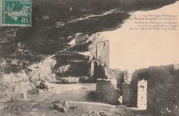 *** 24 *** ROQUE-GAGEAC  Ruines Du Château Fort - TTB - Francia