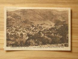 Nu1033)  Esterzili - Veduta Monte Santa Vittoria - Nuoro