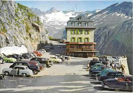HOTEL BELVEDERE B. Rhonegletscher 2274m Mit Gross-Muttenhorn - VS Valais