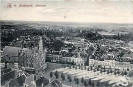 Belgique - Audenaerde - Panorama - Oudenaarde