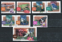 Australia 1997 Set Of Stamps To Celebrate Flora And Fauna 2nd Series. - Nuevos