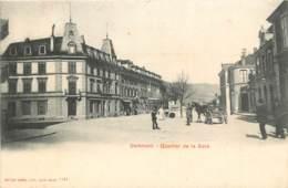 Suisse - Delémont - Quartier De La Gare - N° 1181 - JU Jura