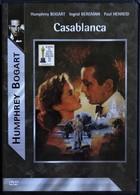 CASABLANCA - Humphrey Boggart - Ingrid Bergman . - Acción, Aventura