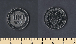 Armenia 100 Dram 2003 - Arménie