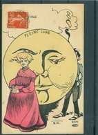 Lune - Moon - Mond - TBE - Fantaisies