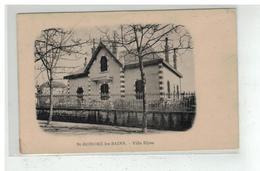 58 SAINT HONORE LES BAINS #10527 VILLA ELYSA - Saint-Honoré-les-Bains