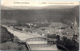 08 FUMAY - Vue Panoramique Prise Du Terne De La Haie N°29  * - Fumay
