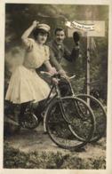 Couple à Bicyclette RV - Couples