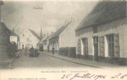Belgique - Contich - Rue De La Station-Est - Kontich