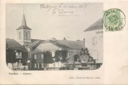 Belgique - Tintigny - Centre - L' Horloge - Tintigny