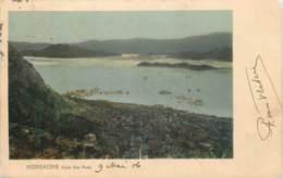 Chine - Hong-Kong - From The Peak - China (Hong Kong)