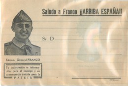 Espagne - Saludo A Franco - Arriba Espana - Spain