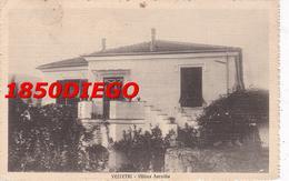 VELLETRI - VILLINO SORVILLO F/PICCOLO VIAGGIATA ANIMAZIONE - Velletri