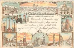France - 67 - Wissembourg - Gruss Aus Weissenburg - Wissembourg