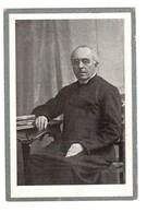 Zilveren Jubelfeest - Eerw Heer KINTSSCHOTS - 1884 - 1909 - Pastoor HH Michaël En Petrus Kerk - Antwerpen - Faire-part