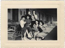 Photo Annee 1956  Hauteville 01 Mangini Anniversaire - Photographs