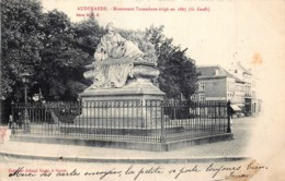 Belgique - Audenarde - Edit. SUGG Série 16 N° 6 - Monument Tacambaro - Oudenaarde
