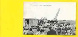 Obusier De 370 Mm Prêt à Tirer Camp De Mailly (Nieps) - Materiaal