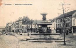 Belgique - Audenarde - Fontaine Louise-Marie - Oudenaarde
