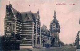 Belgique - Audenarde - La Gare - Oudenaarde