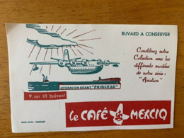 2 BUVARDS CAFE MEXICO - Coffee & Tea