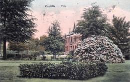 Belgique - Bocholt - Kaulille - Caulille - Villa - Couleurs - Bocholt