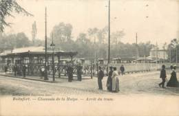 Belgique - Boitsfort - Chaussée De La Hulpe - Arrêt Du Tram - D.V.D. N° 11904 - Watermael-Boitsfort - Watermaal-Bosvoorde