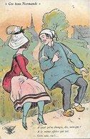 L130A973 - Ces Bons Normands - Discussion D'amoureux - - Humour