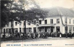 Belgique - Camp De Beverloo - Vue Sur Le Clarenbach Pendant Le Concert - Leopoldsburg (Beverloo Camp)