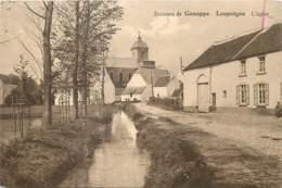 Belgique - Environs De Genappe - Loupoigne - L' Eglise - Genappe