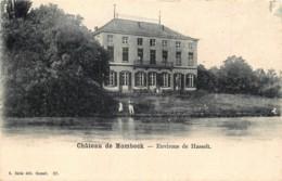 Belgique - Environs De Hasselt - Château De Mombeck - Un Petit Défaut En Haut à Droite - Hasselt