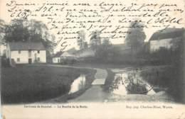 Belgique - Genappe - Environs De Bousval - Le Moulin De La Motte - Genappe