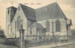 Belgique - Hove - Kerk - Hove