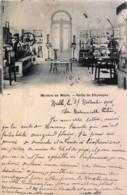 Belgique - Maison De Melle - Salle De Physique - Melle