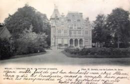Belgique - Melle - Château De M. De Potter D' Indoye - Melle