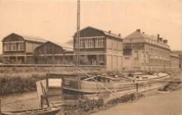 Belgique - Ninove - Institut Des Soeurs Des SS. Coeurs - Vue Du Côté De La Dendre - Ninove