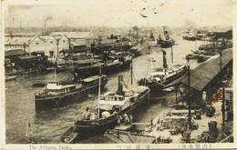 47 :-  JAPON  -  OSAKA  :  THE AIIKAWA -       Circulée En 1910 - Osaka