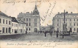 Czech Rep. - PROSTEJOV - Plumlovska Trida - Czech Republic