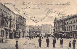 Czech Rep. - PROSTEJOV - Esperanto Postcard - Czech Republic