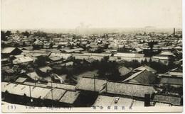 48 :-  JAPON  -  VIEW  OF  NAGOYA  CITY  -       Circulée En 1910 - Nagoya