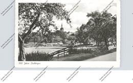 4544 LADBERGEN, Ortsansicht 1958 - Steinfurt